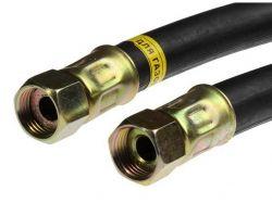 Шланг ВВ гумовий газовий (чорн.) 100 ТМ SD PLUS