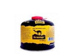 Газовий балон 230 грам (різьбовий) TRG003 ТМTRAMP