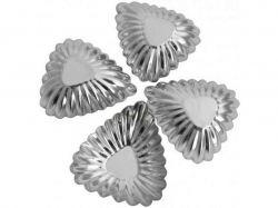 Набір форм для випічки з нерж. сталі Листок (4шт) ТМEMPIRE