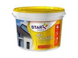 Фарба 4кг Multi FACADE фасадна ТМSTAR PAINT