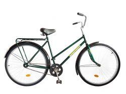 Велосипед дорожній вiдкр.рама 28 Україна 15т лак.зелен. 111461 ТМХВЗ