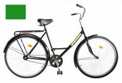 Велосипед 26 Україна 39 лак.зелен. 111462 ТМХВЗ