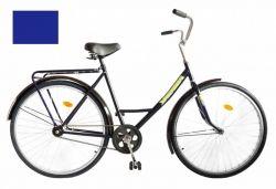 Велосипед 26 Україна 39 лак.синiй 111462 ТМХВЗ