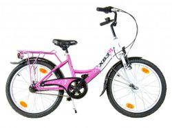 Велосипед пiдлiтковий 20 Junior 56 бiло-ліл. 114-411 ТМХВЗ