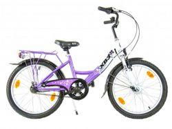 Велосипед пiдлiтковий 20 Junior 56 бiло-пур. 114-411 ТМХВЗ