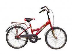 Велосипед пiдлiтковий 20 Junior 57 червоночорний 114411 ТМХВЗ