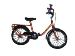 Велосипед дитячий 16 03 червоний 142411 ТМХВЗ