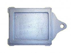 Засувка чавунна мала, квадратна 265х190, (50) ТМБУЛАТ