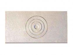 Плита чавунна варочна (одноконфорна) 360х372, ТМБУЛАТ