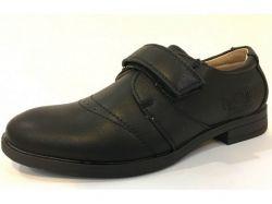 Туфлі хлопчик шкільні 8530, 34р. (21,5см) ТМTOM.M