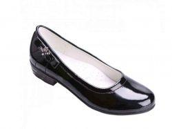 Туфлі дівчинка шкільні 1435B, 37р. (23,5см) ТМTOM.M
