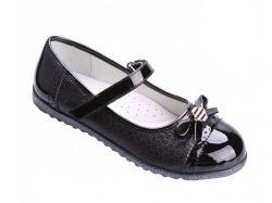 Туфлі дівчинка шкільні 1437B, 35р. (22,5см) ТМTOM.M