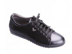 Туфлі хлопчик шкільні 1403B, 38р. (24,5см) ТМTOM.M