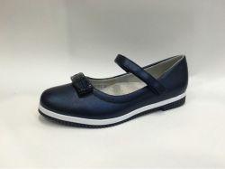 Туфлі дівчинка шкільні 0770C, 35р. (22,5см) ТМTOM.M