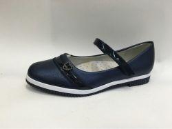 Туфлі дівчинка шкільні 0772C, 35р. (22,5см) ТМTOM.M