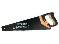 Ножівка столярна 450 мм,7TPI MAX CUT,розжар.зуб,3D заточ,тефлон ТМHOUSE TOOLS