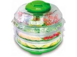 Сушарка для продуктів (6 ярусів, 350 Вт) STFP0112зеленопроз ТМSATURN