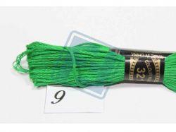 Муліне однотонне - 9 (321) ТМКИТАЙ