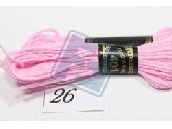 Муліне однотонне 26 (401) ТМКИТАЙ
