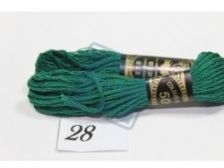 Муліне однотонне 28 (506) ТМКИТАЙ