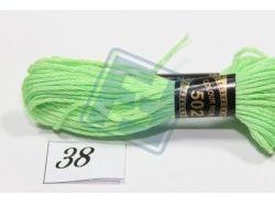 Муліне однотонне 38 (502) ТМКИТАЙ