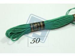 Муліне однотонне 50 (503) ТМКИТАЙ