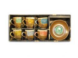 Сервіз чайний 12 пр (чашка 230 мл) EL2105 ТМELINA