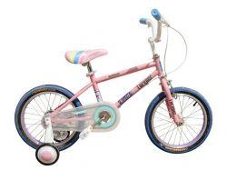 Велосипед дитячий BALLET16 рожевий ТМХВЗ