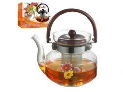 Чайникзаварник скло 1000мл MS0133 ТМSTENSON