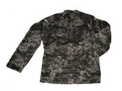 Комплект камуф. літній КОМБАТ р.5658 (зріст 170176) (кітель/брюки) ТМУкраїн