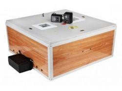 Мініінкубатор (120 яєць) автоматичний переворот/корпус пластик ТМКУРОЧКА РЯБА