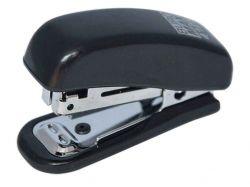 Степлер пластиковий М н до 10арк. (скоби 10) чорний BM.412501 ТМ BUROMAX