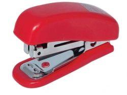 Степлер пластиковий М н до 10арк. (скоби 10) червоний BM.412505 ТМ BUROMAX