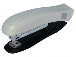 Степлер пластиковий до 10арк. (скоби №10), сірий BM.4126-09 ТМBUROMAX