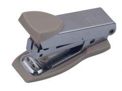 Степлер металевий Міні до 12арк., (скоби №10), сірий BM.415109 ТМBUROMAX