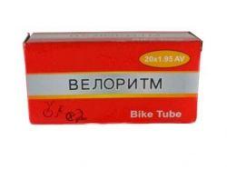 Камера для велосипеда d26x1,95, Велоритм CK26 ТМКИТАЙ
