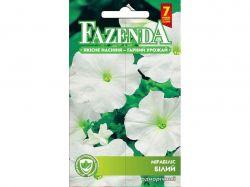 Квіти МІРАБІЛІС БІЛИЙ (ОДНОРІЧ) 0,5Г РС 21440 ТМFAZENDA