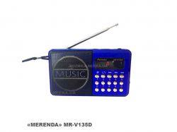 Радіоприймач з USB / SD функціями MB-V135D ТМMERANBO