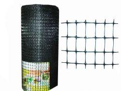 Сітка для пташників 12х14 h1м, l100м У12/1/100 чорний ТМКЛЕВЕР