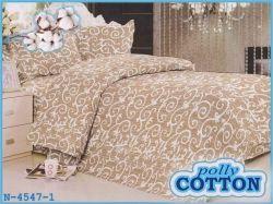 Комплект наволочок 50х70 під євро подушку (2шт) арт.45471 ТМБелорусские ткани