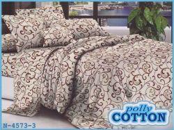 Комплект наволочок 50х70 під євро подушку (2шт) арт.45733 ТМБелорусские ткани