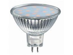 Лампа світлодіодна MR16 3W, 3000K, GU5.3 LED201 ТМSVOYA