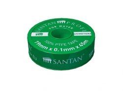 Фум стрічка PROFI зелена 19*0, 1*45м ТМSANTAN