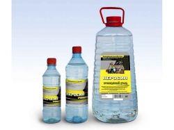 Керосин очищений 4л (3,0кг) ТМЗБХ - Картинка 1