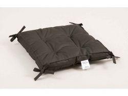 Подушка на стілець 40*40*5 Optima із завязками хакі ТМLOTUS