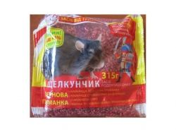 Щелкунчик зерно червонесир 315г ТМАГРОМАГ