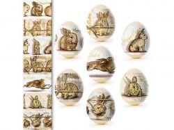 Стрічка Великодні Кролики ТМEasters