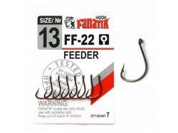 Гачок FEEDER №13 7шт/уп. арт. FF2213 ТМ FANATIK