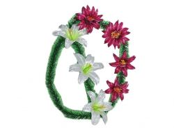 Косяк лілія 7 квітів ТМЗАПАДНАЯ