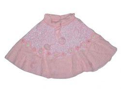 Пончо для дівч. рожеве на 4 роки ТМКитай